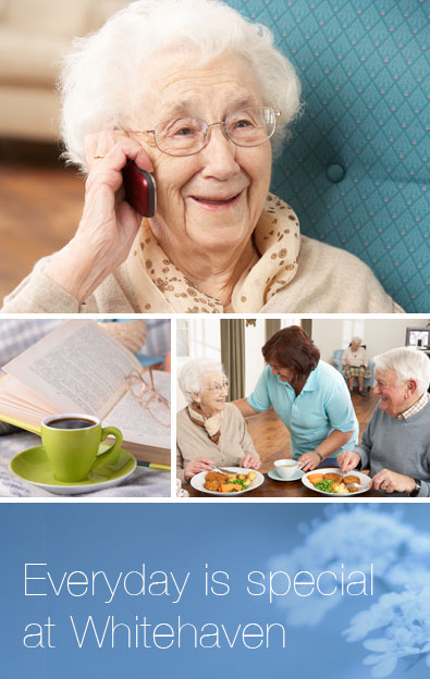 Whitehaven Permanent Residents aged care